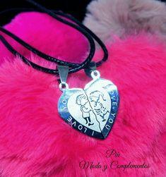 Collar Dúo Corazón (5)