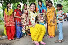 Hariyali Teej is celebrated by Hindu women during the month of 'Shravan' for their happy married life.
