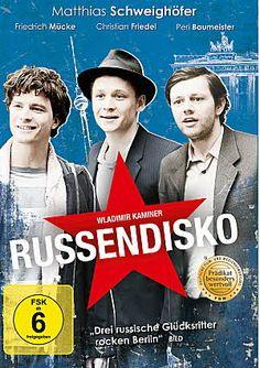 Erleben Sie die schräg komische Geschichte junger Russen in Berlin, nach der Romanvorlage von wladimir Kaminer. Bei uns bekommen Sie Russendisko auf DVD für nur 7,59 Euro. (Angebot gilt nur so lange der Vorrat