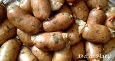 Boudin de poisson Creole Recipes, West Indies, Fried Rice, Entrees, Tapas, Buffet, Sandwiches, Food And Drink, Potatoes