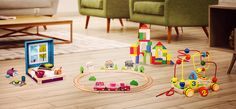 House of Toys Games For Kids, Are You The One, Your Child, Playground, Kids Rugs, Toys, Children, Playground Kids, Fashion Brand