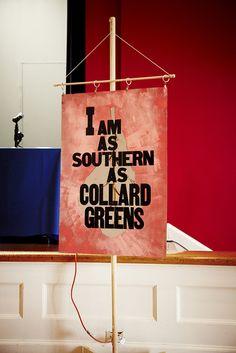 as Southern as...