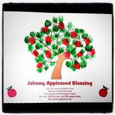Johnny Appleseed Tree