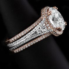 traditional engagement ring - Google Search