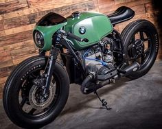 """""""Mi piace"""": 7,094, commenti: 12 - CAFE RACER caferacergram (@caferacergram) su Instagram: """" by CAFE RACER   TAG: #caferacergram   Introducing the 'Greenlight Racer' BMW R80 by @eakkspeed…"""""""