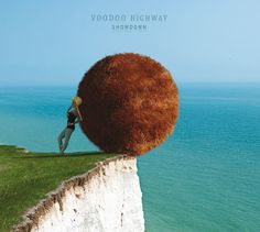 Voodoo Highway  - Showdown - cover by Storm Thorgerson
