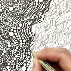 45 Super Cool Doodle Ideas is part of Cute Sad drawings God - Get your doodle inspiration idea here with 45 cool and easy doodle ideas for sketchbooks, bullet journals, and definitely when you're taking notes Doodles Zentangles, Tangle Doodle, Tangle Art, Zentangle Drawings, Abstract Drawings, Zentangle Patterns, Doodle Drawings, Zen Doodle Patterns, Doodling Art