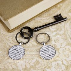 father's day keyrings