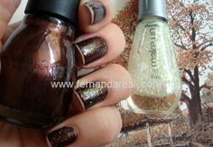 esmalte e Outono - com sorteio rapidinho!  Nail polish Autumm Colors