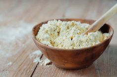 The all-purpose mix recipe is the perfect healthy alternative to baking with regular white flour.
