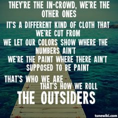 Eric Church - The Outsiders. My favorite song and person in the whole world. @Julia Kelley