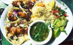 Diablo Shrimp Soft Tacos at The Original Ninfa's on Navigation #Houston #Texas #Food #AdventuresInANewishCity