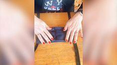 Výroba roušky bez šití: Návrhářka Alena Wilson, radí, jak to zvládnout Madewell, Tote Bag, Bags, Health, Fitness, Fashion, Handbags, Moda, Health Care