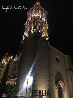 Templo de Santa Ana, Durango, México
