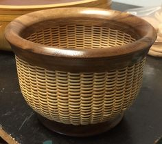 Flare-Thee-Well Nantucket Basket by Joni and David Ross
