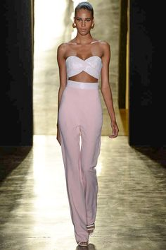 REPIN this Cushnie et Ochs look and it could be yours to rent next season on Rent the Runway! #RTRxNYFW