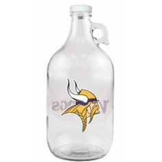Minnesota Vikings Shoe Bottle Stopper