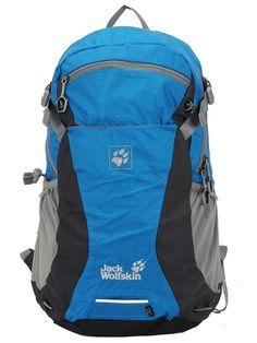 879a366150136 Jack Wolfskin MOAB JAM 24 - Rucksack -Plecak-Blue - Balo hàng hiệu -