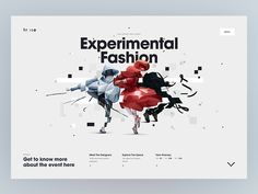 Experimental Fashion Concept by Johan Adam Horn