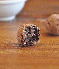 Оригинальные конфеты своими руками миндальные трюфели с перцем