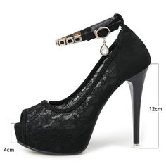 Lace Wedding Shoes Woman Peep – Kutshy Source by shoes wedding Lace Pumps, Shoes Heels Pumps, Ankle Strap Shoes, Sexy Wedding Shoes, Rhinestone Wedding Shoes, Lace Wedding, Womens Summer Shoes, Womens High Heels, Dog Area