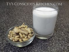 Alkaline Walnut Milk