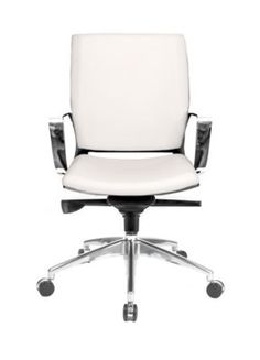 Shop Staples® for At The Office Series 11 Leather High Quality Mid-Back Conference Chair W/Locking Tilt Control, White Alterna and enjoy everyday low prices, plus FREE shipping on orders over $39.99. http://www.staples.com/ATO-Series-11-Leather-High-Quality-Mid-Back-Conference-Chair-W-Locking/product_395709