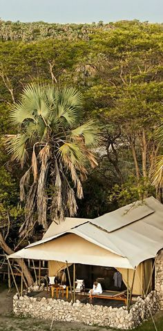 Luxury Safari Lodges in Tanzania: Safari Lodge, Tanzania