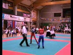 European Savate Assaut Championships, 2007, video of finals