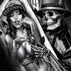 Gangsta Love !