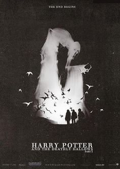 Harry Potter & the Deathly Hallows pt. 1