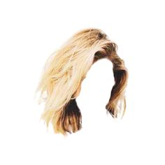 hair ❤ liked on Polyvore featuring hair, doll parts, dolls, hairstyles, cabelos and filler