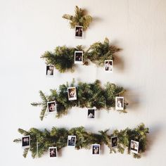 60 Minimalist Christmas Decoration On A Budget. Some of the most creative and unique christmas tree decorating ideas are actually the ones that are the cheapest. Don't think for a minute that decora. Bohemian Christmas, Unique Christmas Trees, Noel Christmas, Simple Christmas, Winter Christmas, Xmas Tree, Christmas Christmas, Minimalist Christmas Tree, Alternative Christmas Tree