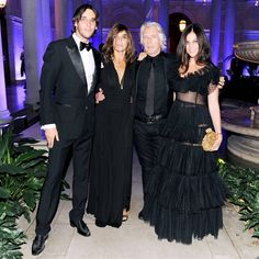 Carine Roitfeld's Classy CR Launch Party at the Frick - The Cut
