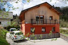 Casa en Zgornje Gorje, Eslovenia. The Red House, Spodnje Gorje is a newly…