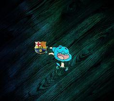 Gumball&Barca ❤