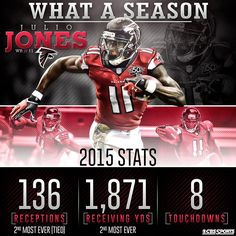Congratulations Julio Jones!