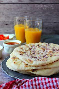 Sünis kanál: Fokhagymás-, lila hagymás- és sajtos naan csípős szósszal - egy kirándulás emlékére I.