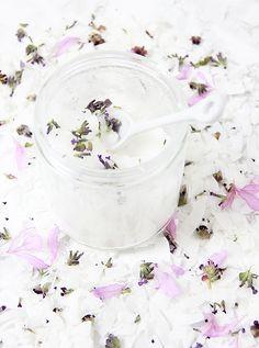 coconut lavender sugar scrub recipe