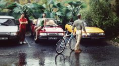 "SAAB fan (@stagnant_fanatic) posted on Instagram: ""After rain. Saab 900 Turbo Cabriolet (1992) by Norev. #saab #saab900 #saab900turbo #saabcabriolet #saab900og #oldsaab #saabclassic…"" • Jul 9, 2020 at 5:55am UTC"