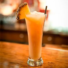Banana Nut Bay: With aged Dominican rum and coconut, banana, peanut and pineapple flavors, it's about as tropical as you can get.