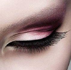 Maquillaje DERM EYES perfecto para la noche!!