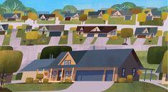 """AnimationPeru: Diseño de producción de """"Hotel Transylvania 2"""""""