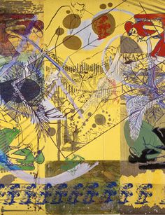 Sigmar Polke, Wir Kleinbürger – Zeitgenossen und Zeitgenossinnen (We, the Petty Bourgeois – Contemporaries) @ Hamburger Kunsthal