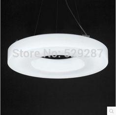 LED Glass Pendant The Lord of the rings Pendant lamp acryl Pendant Lights restaurant bar Pendant Lights