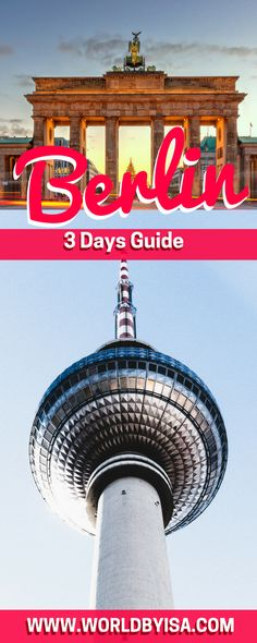 #Europe #Germany #Berlin #Travel