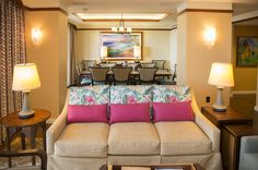 """Explore your """"home away from home"""" at Aulani! Travel Detailing can't wait to book YOUR bunch at this heavenly Hawaiian resort! JLazoff@traveldetailing.com or 410.517.2266"""