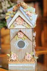 What A Beautiful Mess: Bird House Beauty...