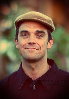 Mr. Robbie Williams.
