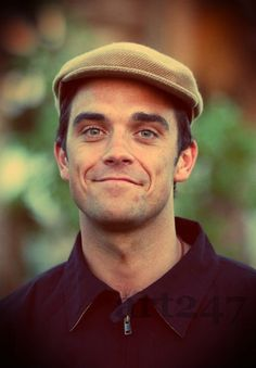 """""""Inspired by Jack Farrell, realised by his grandson, Robbie Williams."""""""